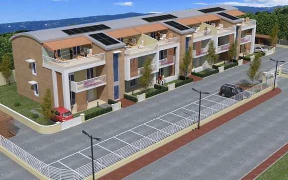 Rendering esterni di edifici per edilizia e autorizzazione for Render case