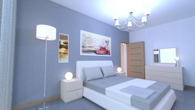 Pianta Camera Da Letto Dwg : Rendering interni con arredamento fotorealistici a prezzi low cost