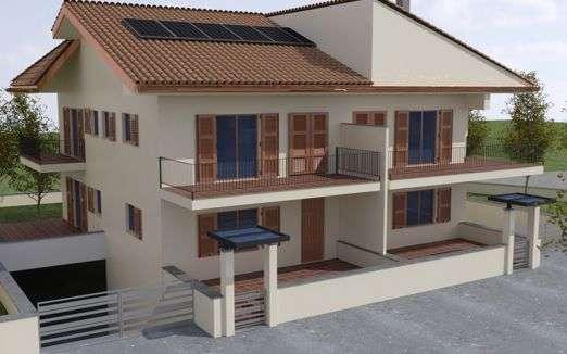 Colori Per Esterni Casa Nuova Costruzione : Rendering esterni di edifici per edilizia e autorizzazione