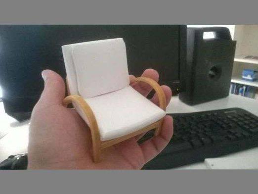 Servizio stampa 3d online e prototipazione rapida prezzi for Sedie design 3d