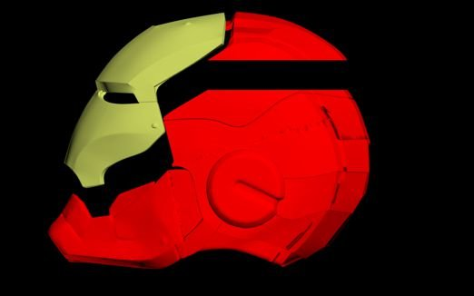 Stl Iron Man Armour 3d Printable File For Cosplay Free Download
